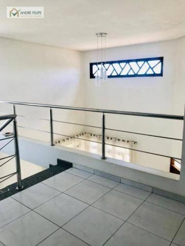 Casa com 5 dormitórios para alugar, 300 m² por R$ 2.700,00/mês - Novo Horizonte - Arapirac - Foto 11