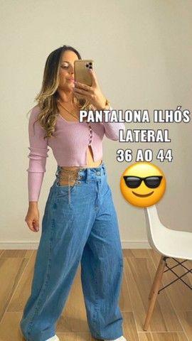 Jeans disponíveis pra pedidos  - Foto 6