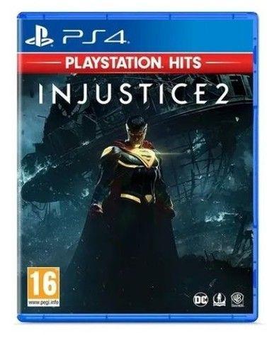 Injustice 2 ps4 novo lacrado