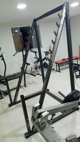 Máquinas de academia usados baratos