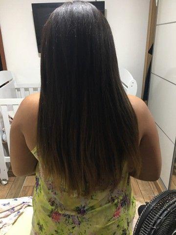 Faço cabelo a domicílio