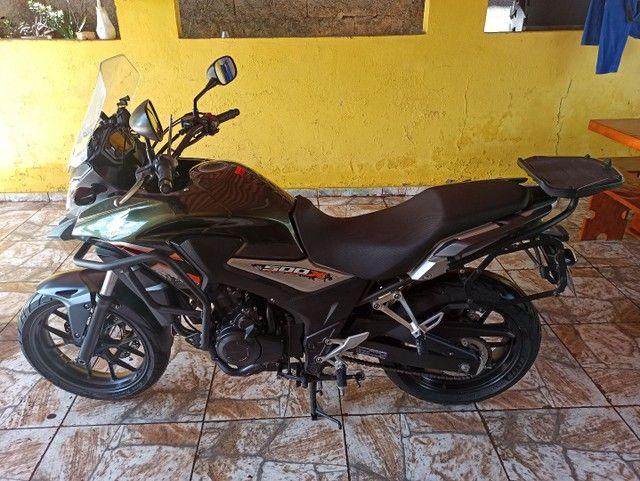 CB 500X 2018/2018 MUITO NOVA  - Foto 3