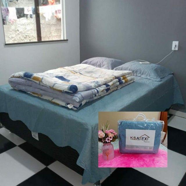 Cobre leitos para sua cama  - Foto 4