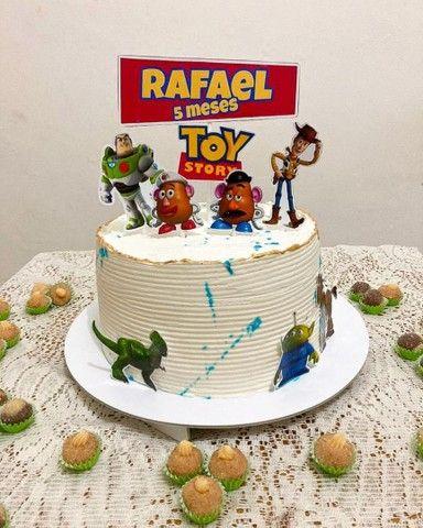 Kit festas,bolos decorados  - Foto 2