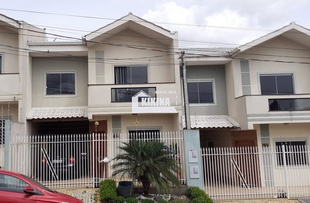 Casa à venda com 3 dormitórios em Nova russia, Ponta grossa cod:02950.8886V