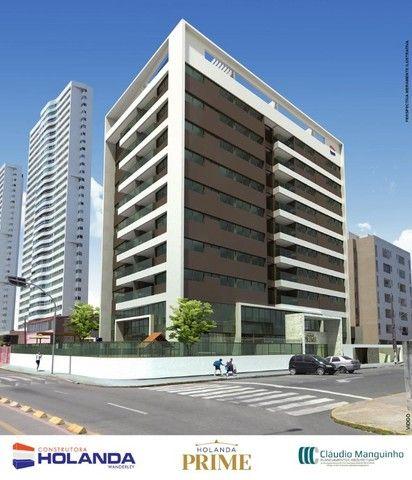 JS- Apartamento na Beira Mar de Casa Caida - 144m² | Varanda Gourmet Holanda Prime