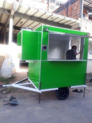 Fabrica de trailer e food truck - Foto 3