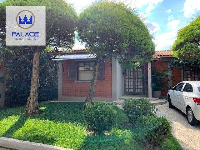 Casa com 3 dormitórios à venda, 135 m² por R$ 670.000,00 - Piracicamirim - Piracicaba/SP