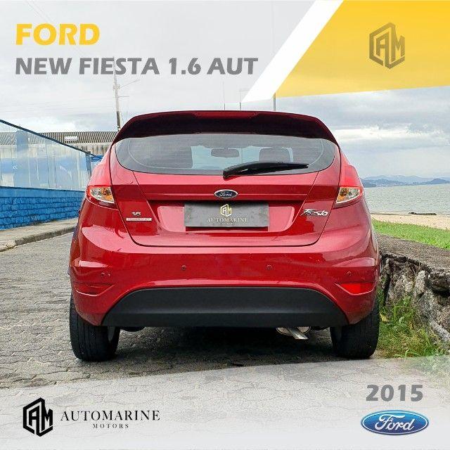 Ford New Fiesta SE 1.6 16v Aut. Único Dono - Muito Novo  - Foto 5