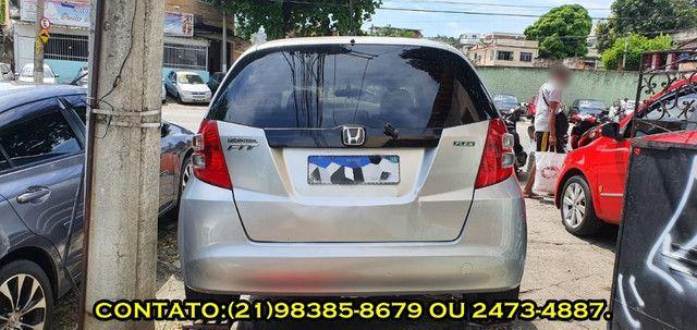 Honda Fit 1.5 Ex 2010 Flex/Gnv - Foto 4