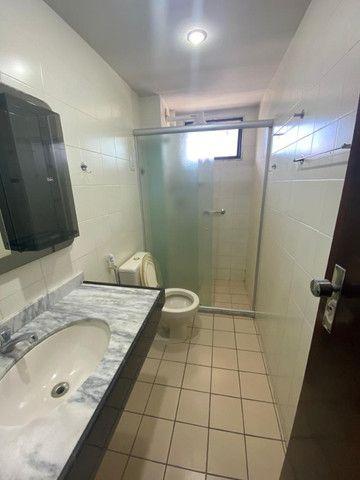 Apartamento com 3 dormitórios para alugar, 101 m²- Manaíra - João Pessoa/PB - Foto 8