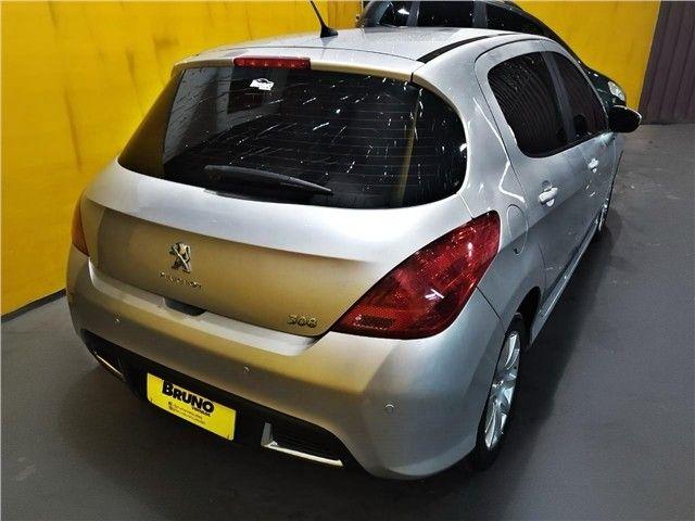 Peugeot 308 2013 1.6 allure 16v flex 4p manual - Foto 10