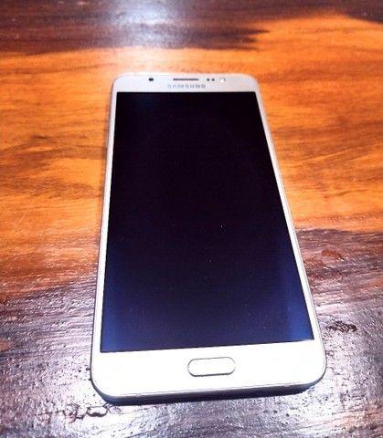 Samsung J7 dourado - Foto 2