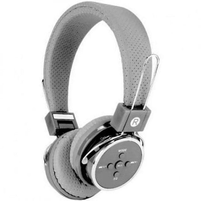 Headfone Sem Fio Altomex A-b05 Fone Bluetooth Micro SD FM MP3 MP4 - Foto 5