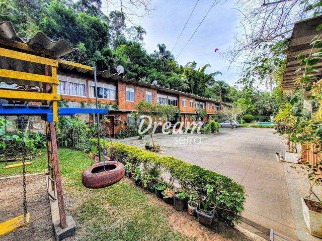 Casa com 2 dormitórios à venda, 33 m² por R$ 135.000,00 - Posse - Teresópolis/RJ