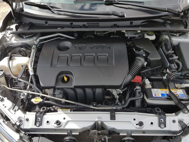 Toyota Corolla 2.0 Aut. Xei 2015 Pneus Novos Ipva 2021 Pago - Foto 20
