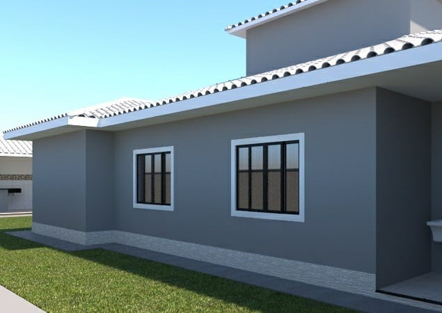 Casa de 1ª locação para venda com 3 quartos, suíte, garagem em Itaipuaçu - Maricá - Foto 2
