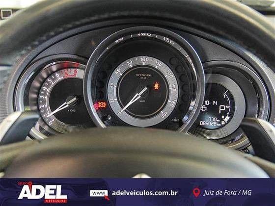 C3 2013/2013 1.6 EXCLUSIVE 16V FLEX 4P AUTOMÁTICO - Foto 10
