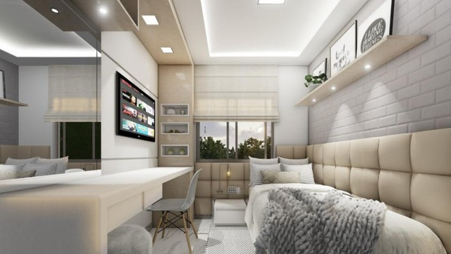 Apto B. Veneza, 03 quartos suíte, Sac. Gourmet, 102 m²,. Valor 280 mil - Foto 5