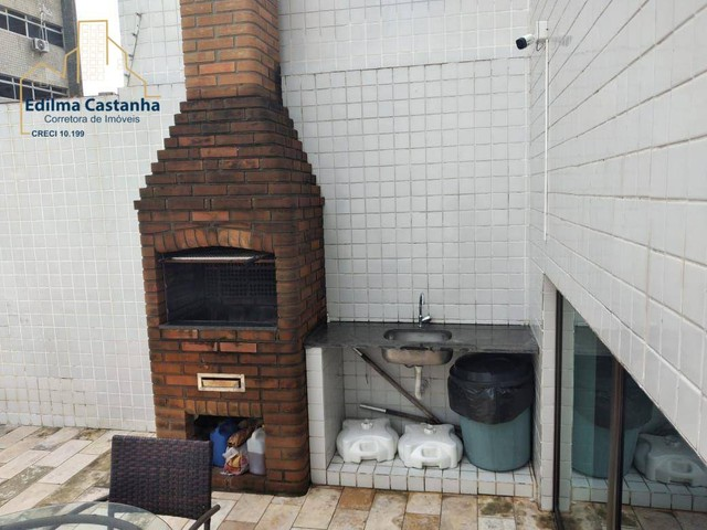 Excelente Apartamento com 4 dormitórios à venda, 94 m² por R$ 600.000 - Boa Viagem - Recif - Foto 4