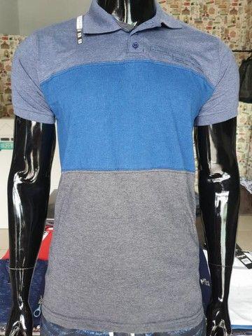 Camiseta Gola c/ Falha na Gola - Preço Promocional - Foto 5