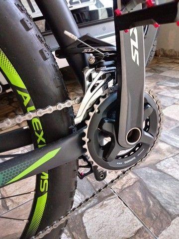 Bicicleta Oggi Big Wheel 7.4 Quadro 15,5 Nova / 1 ano seguro grátis - Foto 2