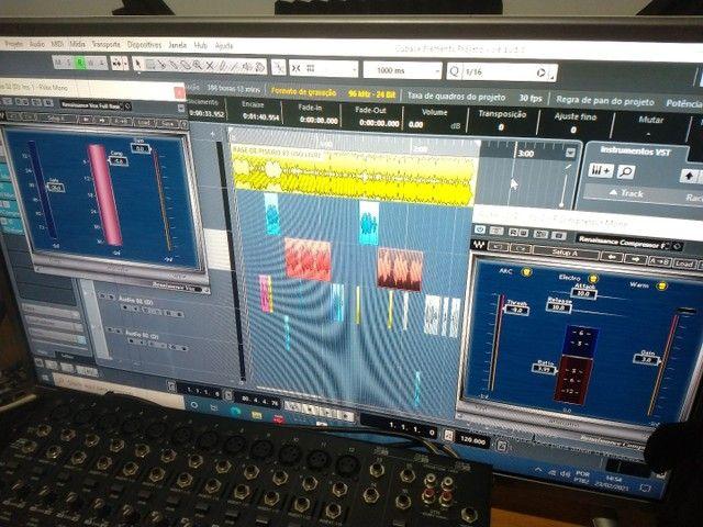 Curso de Produção musical em Estúdio Confira o anúncio