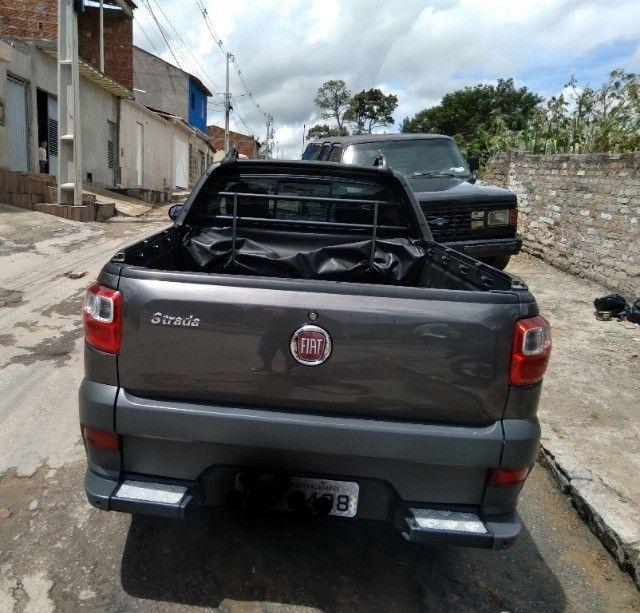 Fiat Strada freedom 1.4 2019/20 R$ 58.000 único dono  - Foto 4