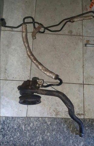 Bomba de direção hidraulica chevrolet tracker