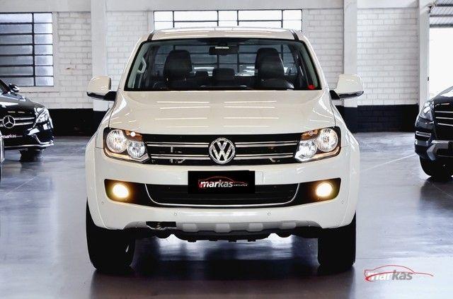 Volkswagen Amarok 2.0 HIGUILINE 4X4 4P - Foto 2