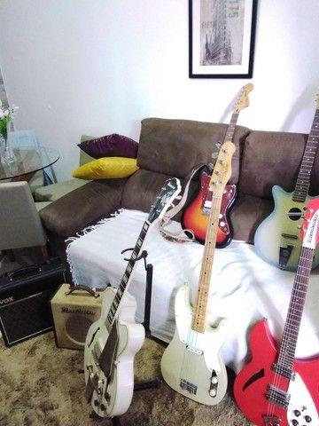 Guitarra Semiacústica Ibanez AF-75 TDG[seminova(regulada)] - Foto 2