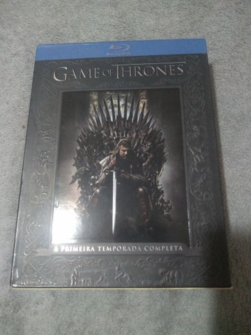Box Raro - Blu-ray - Game of Thrones (1º Temporada) - Foto 2