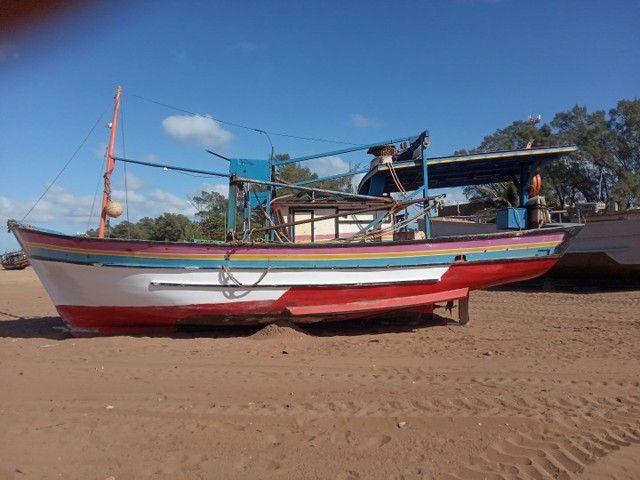 Barco de pesca  - Foto 6