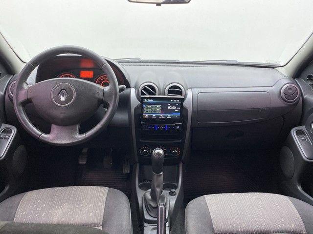 Renault LOGAN LOGAN Expression Flex 1.0 12V 4p - Foto 12