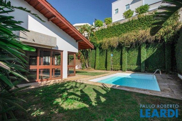 Casa de condomínio para alugar com 4 dormitórios em Alphaville, Barueri cod:649029 - Foto 2