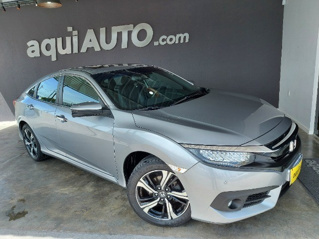 Honda Civic Touring 1.5 16v Turbo 2019 Ùnico Dono!!!