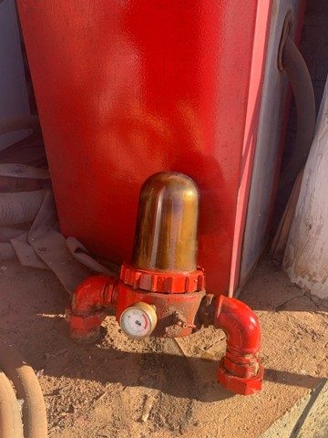 Bomba de óleo diesel - completa - Gilbarco - Filtro e prensa - Foto 3