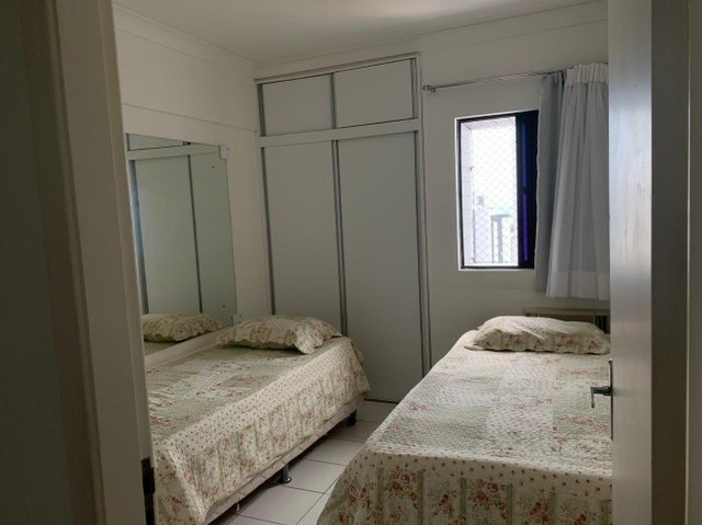 Apartamento em Boa Viagem, lindo, com 3 quartos, 2 vagas e vista mar. - Foto 12