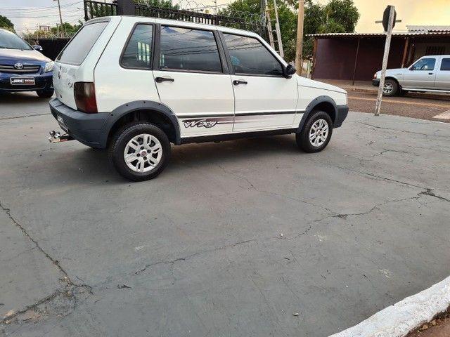 Uno way 2012 básico financia 100% ac moto - Foto 5
