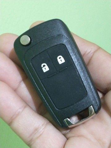 Carcaça de Chave Canivete VW, GM, Ford  - Foto 2