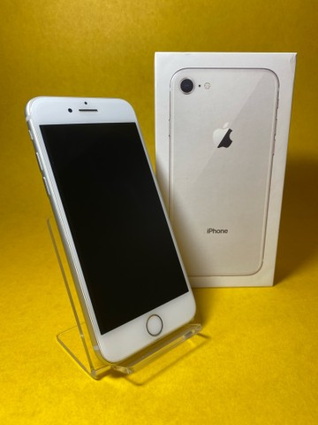 iPhone 8 Silver 64Gb impecável  - Foto 3