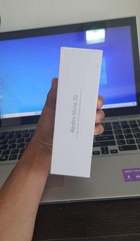 Xiaomi Redmi Note 10 64GB Cinza - Foto 3