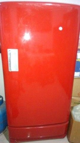 Refrigerador GE raridade antiguidade 1950 colecionador - Foto 5