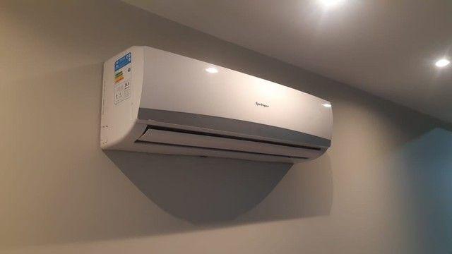 Instalação de ar condicionados e manutenções