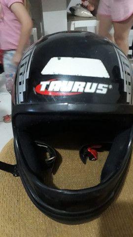 Capacete Taurus  - Foto 3
