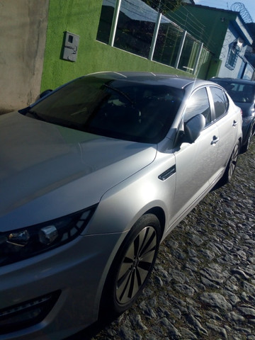 Kia optima luxuoso - Foto 10