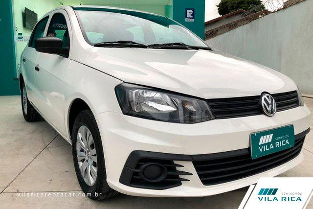 Vila Rica Seminovos VW Gol 1.0 12v MPI TotalFlex Trendline 4P Manual - Foto 3
