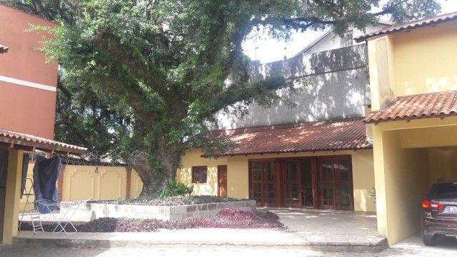 Alugo Sobrado em condomínio, 3D, Centro de Canoas, suíte, closet, churrasqueira - Foto 17
