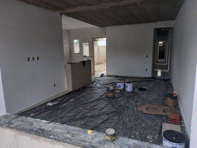 Casa de 1ª locação para venda com 3 quartos, suíte, garagem em Itaipuaçu - Maricá - Foto 9