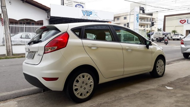 Ford New fiesta 1.6 16V SE 2017 Completo - Foto 6
